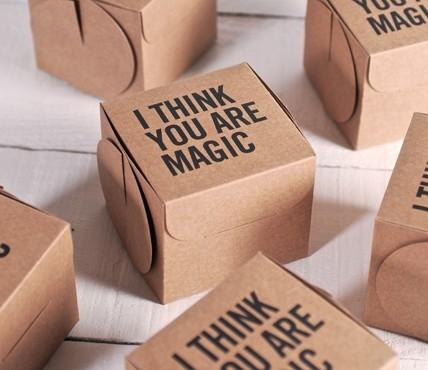Caja regalo impresa. Edición Limitada