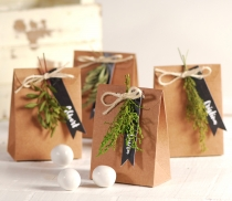 Tüte für kleine Geschenke