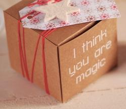 Caja Regalo personalizada