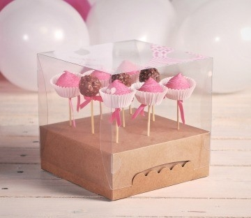 Acquistare Scatole Per Cake Pop Selfpackaging