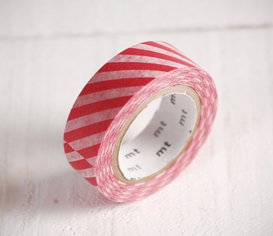 Washi tape a righe doppie
