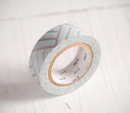 Washi tape geometrico