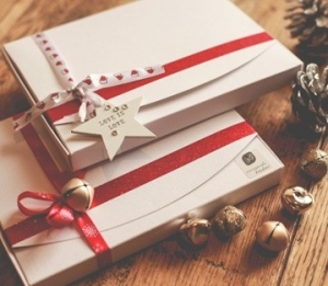 Scatola per buoni regalo
