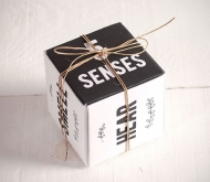 Five senses box