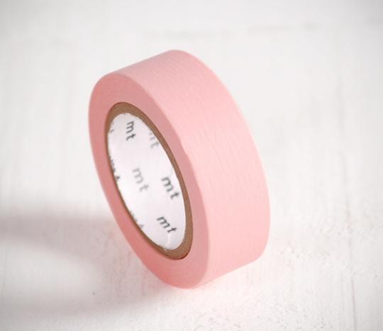 Light pink washi tape
