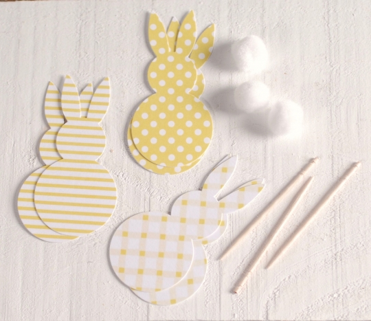 Bunny toppers