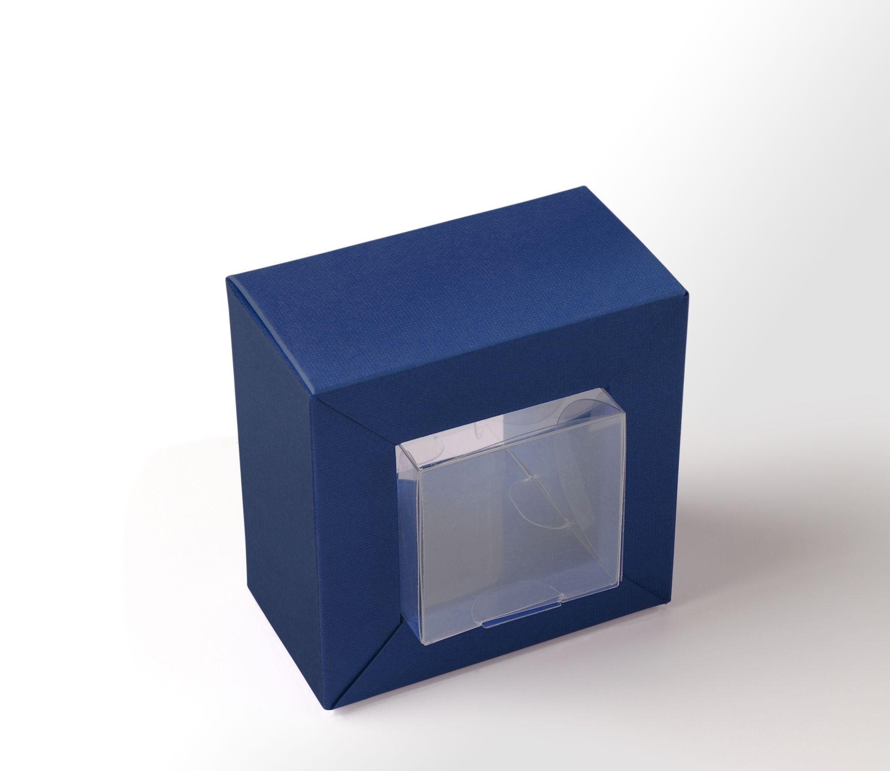 Caja Regalo de Cartón en Forma de Marco