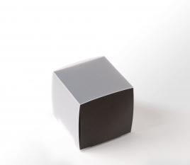 Scatola regalo quadrata per negozi