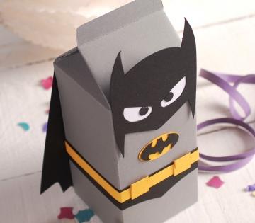 Caja Batman