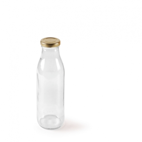 Bottle for juice or milk