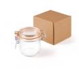 Glass jar for preserves