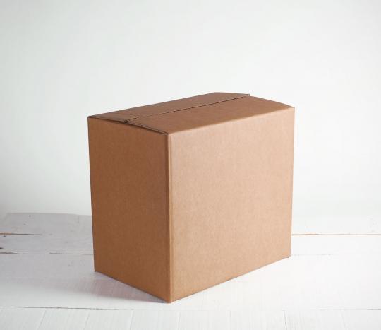 Caja para mudanzas pequeña