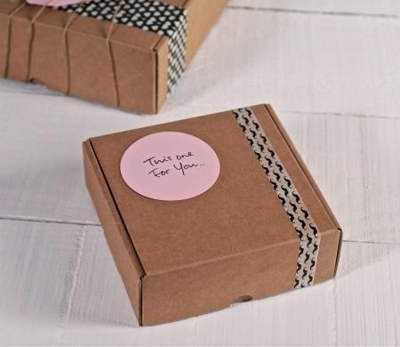 Cajas de cartón para pequeños envíos