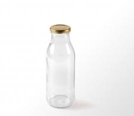 Botella para zumos o leche