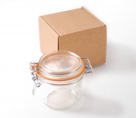 Tarro de vidrio para conservas