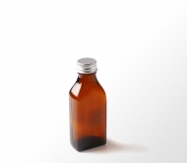 Botella para cosméticos o productos de farmacia