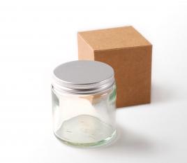 Barattoli di vetro per creme e cosmetici