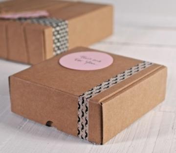 Cajas de carton para pequenos envios