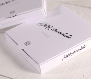 Caja Con Logotipo para Empresas