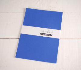 Cartoncini Vegetali Azzurri A4