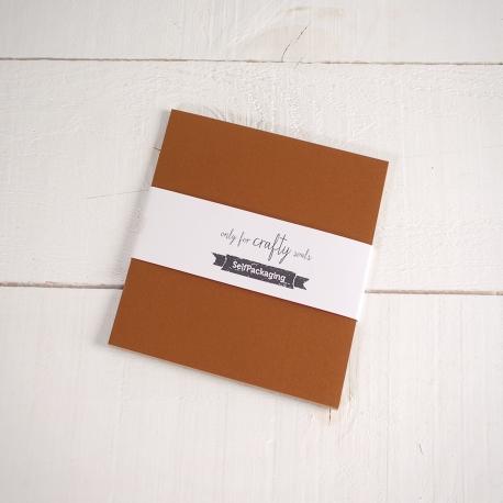 Golden 16.5x 16.5 cm Stardream Card