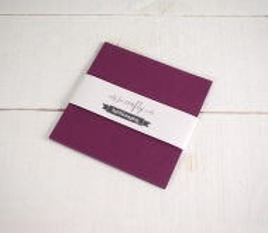 Cartoncini color Vinaccia 16,5x 16,5cm