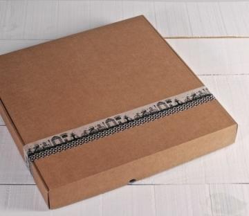 Original kraft gift box