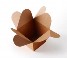 Caja regalo para cremas