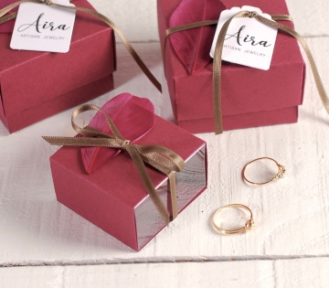 Box for craft jewellery