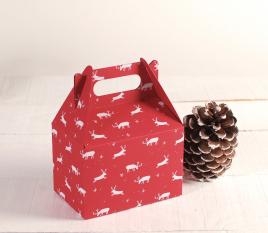 Reindeer picnic box