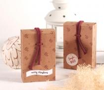 Geschenkverpackung mit Verschließen