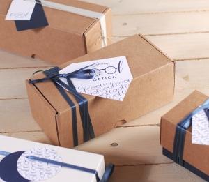 Caja para gafas
