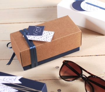 Packaging for opticians