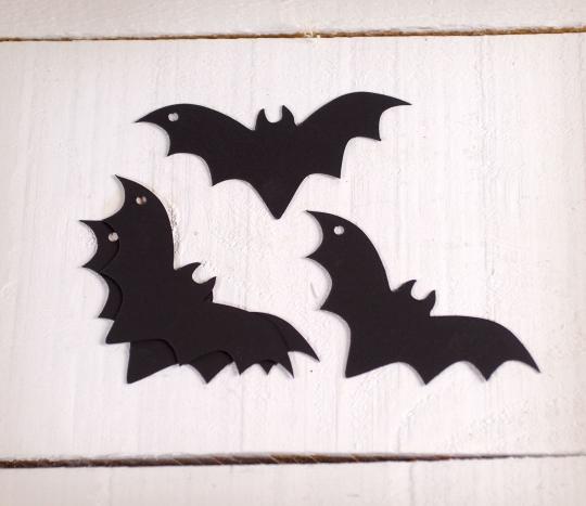 Cardboard bats