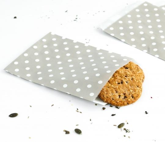 Bolsas para caramelos y galletas