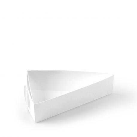 Caja porción de tarta