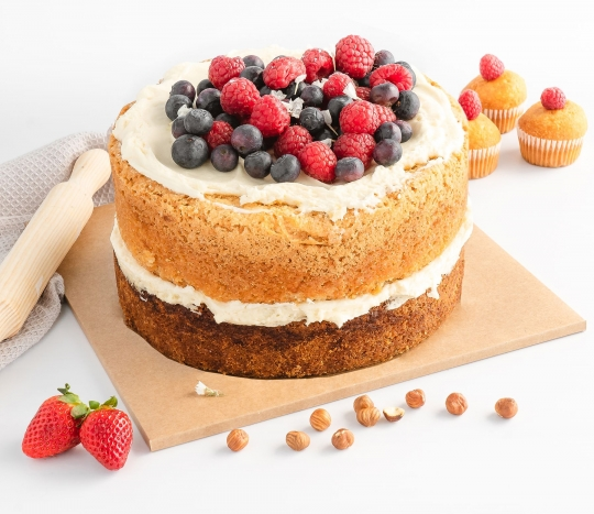 Cake base - 30x30cm