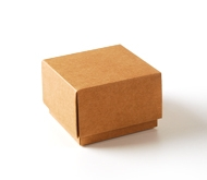 Square box for watches