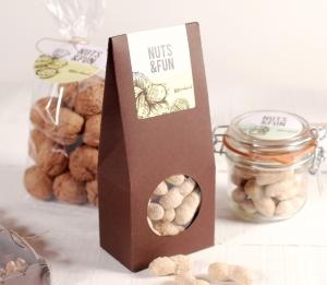 Box for snacks