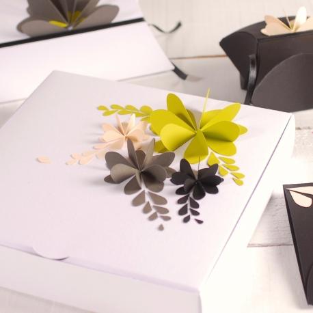 3D decorated box