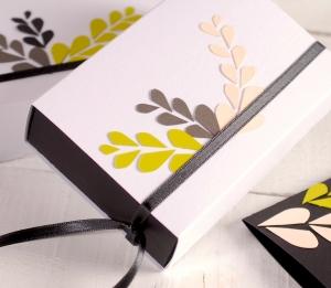 Confezione regalo floreale