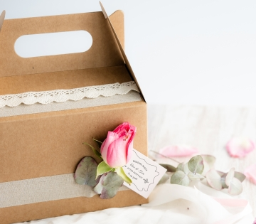 Wedding Party Box