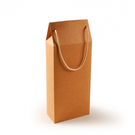 Caja regalo para una botella