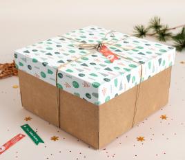 Colección cajas navideñas 2018 - SelfPackaging 4860b7deecb