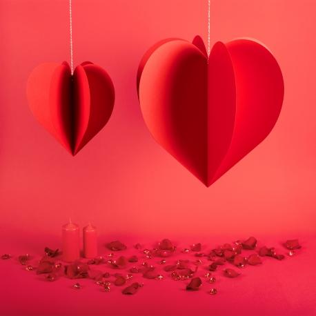 Corazón para colgar