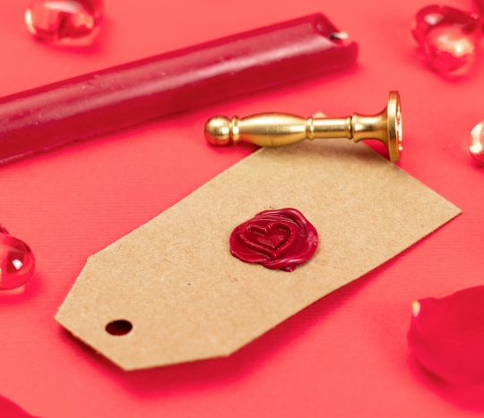 Wax seal stick