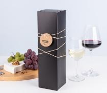 Scatola di vino singola basica