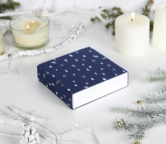 Scatola per regali di Natale