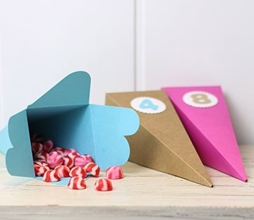 Box for sweets or small gifts