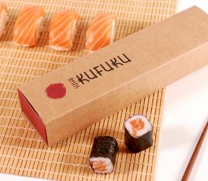 Scatola allungata sushi